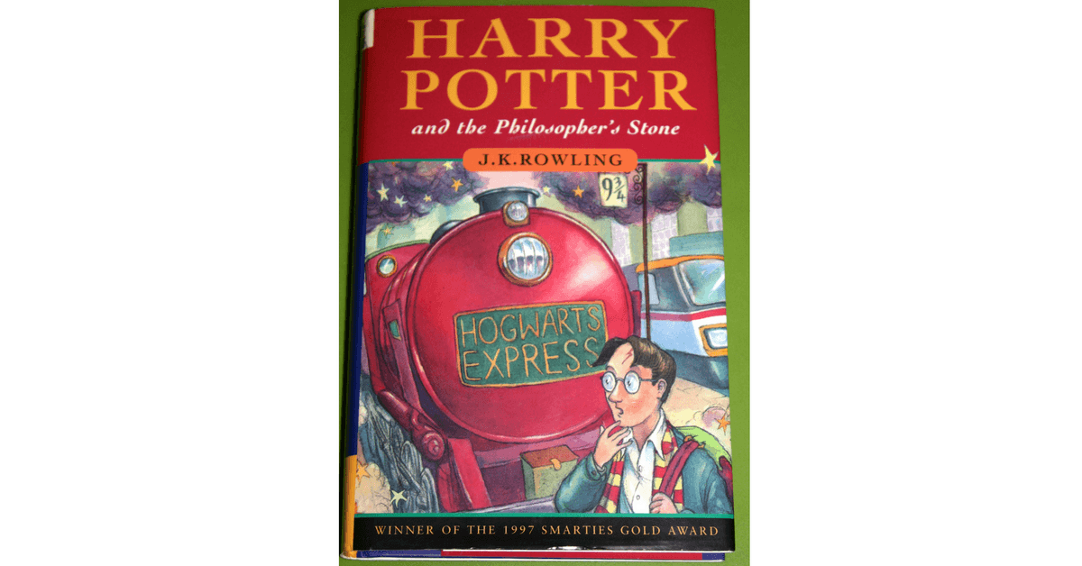 Image of Harry Potter and the Philosopher Stone