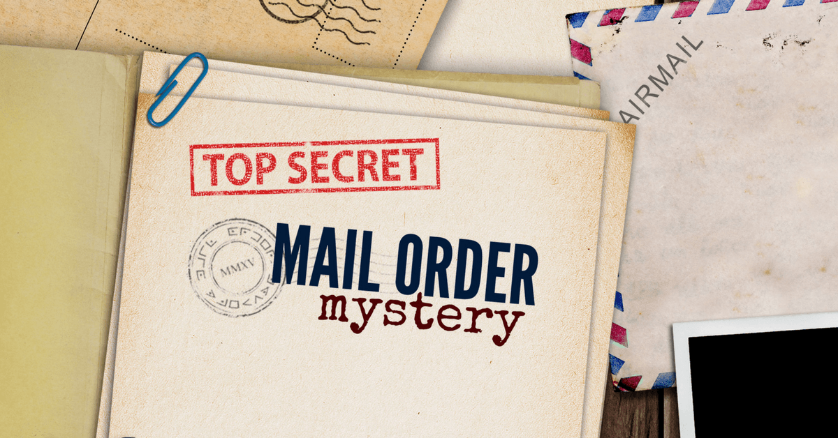 Mail Order Mystery Review