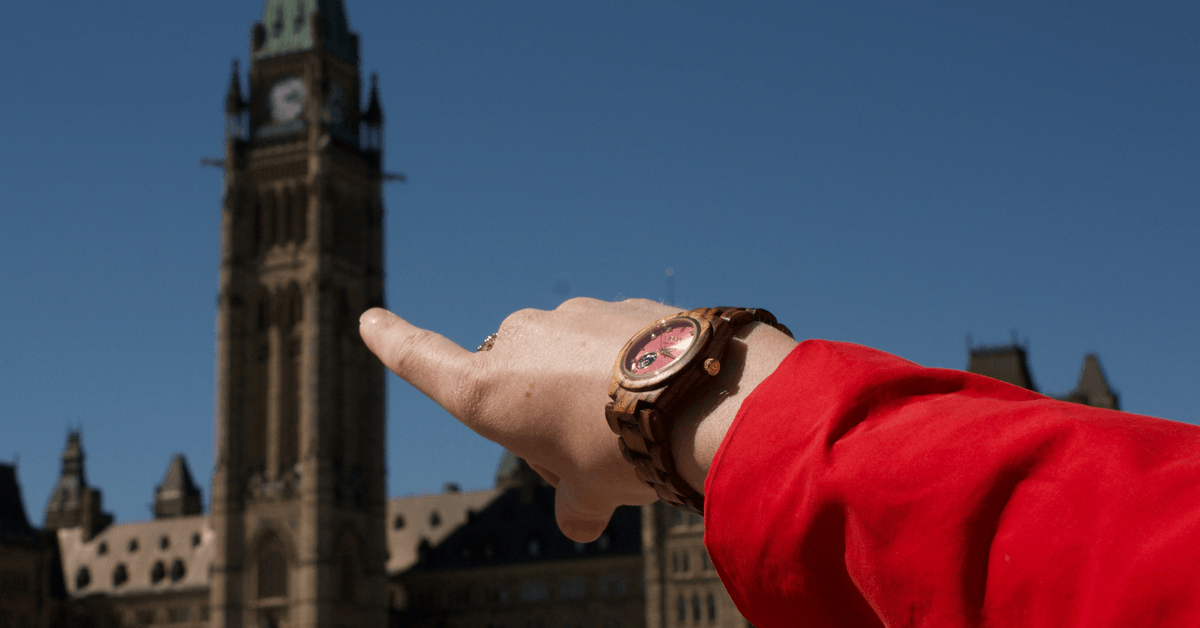 Parliament Hill and a Jord Wood Watch